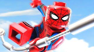 ТОП 10 Персонажей - LEGO Marvel
