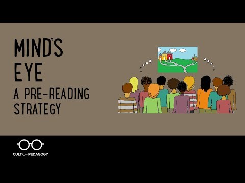 The Mind's Eye Strategy