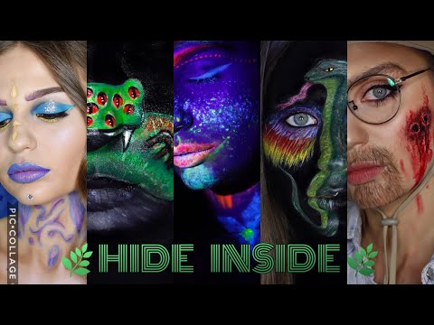 """HIDE INSIDE 