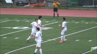 Jacob Labovitz & Sam Golan score for Langley against Herndon in VA 6A Regional Tournament
