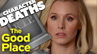 ALL CHARACTER DEATHS | The Good Place | Comedy Bites