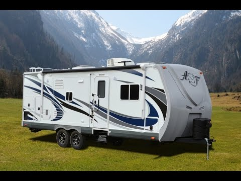 Wonderful Quick Tour Of The NEW Arctic Fox 28F - YouTube