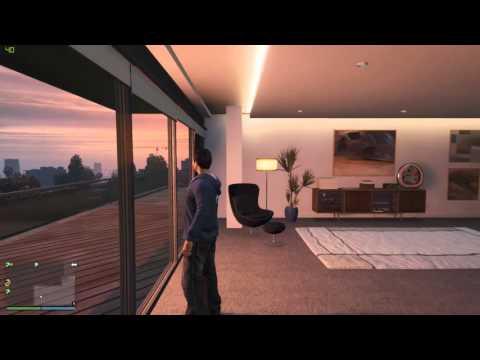 Gta V Online New Stilt Apartment Interiors Executives And Other Criminals Update You