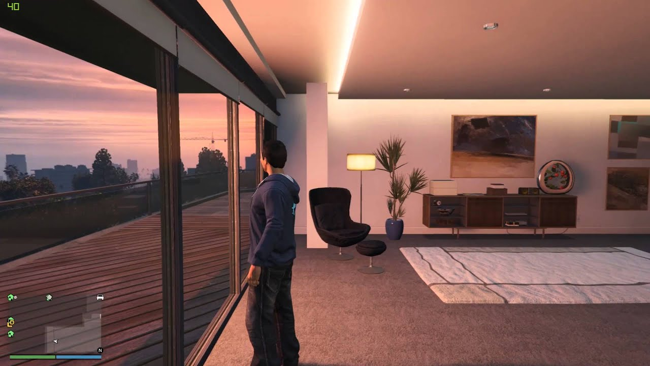 Gta V Online New Stilt Apartment Interiors Executives And Other Criminals Update