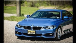 BMW 4 Series Coupe 2018 review