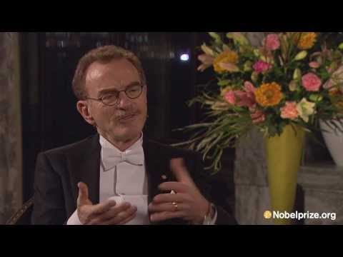 Nobel Banquet 2013 - Interview Schekman