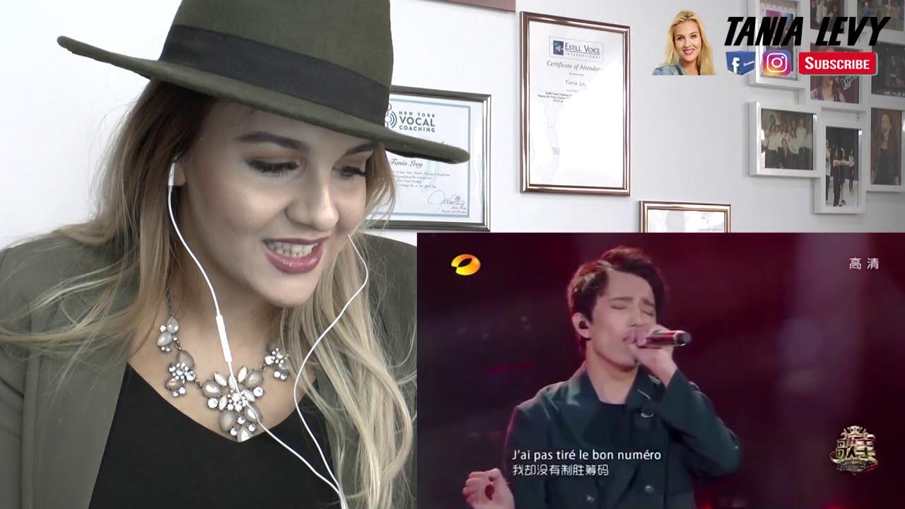 Vocal Coach |Reaction  Dimash Kudaibergen - SOS d'un terrien en détresse