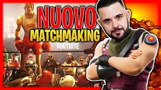 Fortnite : Nuovo Sistema di Matchmaking , ma Che Bellezza