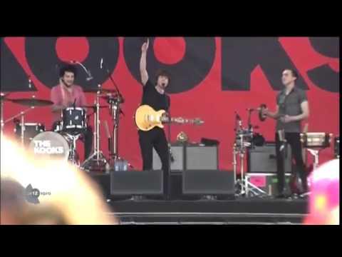 Junk Of The Heart - The Kooks op Pinkpop Festival