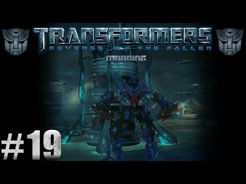 UNUSED AUTOBOT MISSIONS | Transformers: Revenge of the Fallen Modding #19