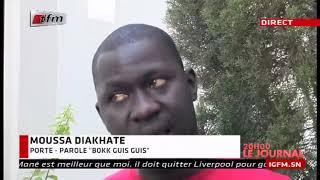 REPLAY - JT Français 20h - Pr : CHEIKH TIDIANE DIAHO - 16 Janvier 2019
