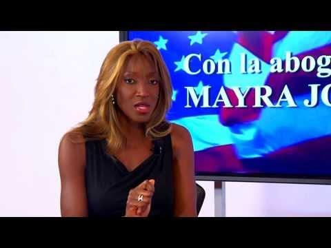 Inmigracion Ahora Con Mayra Joli Reforma Migratoria Youtube