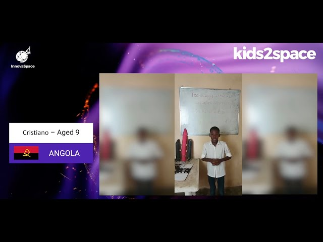 ENG K2M | Angola - Can we build houses made of adobe in space?
