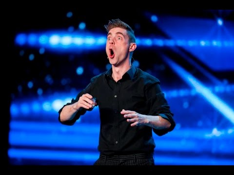 TRY NOT LAUGH - TOP 5 Funiest Britain's Got Talent 2017