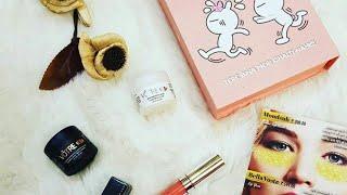 Glamego box august 2018 ft.luxury brands -votre +bella voste+mondsub(friendship day edition