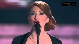 'Don't Cry for Me Argentina'(Madonna).Elena.The Voice Russia 2015.