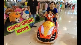 Naik Odong Odong Motor di Mall