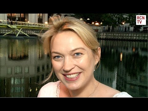 Sophia Myles   Transformers Age of Extinction & Michael Bay
