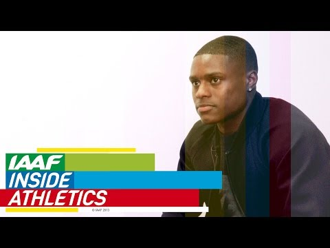 IAAF Inside Athletics 2018 - Christian Coleman.