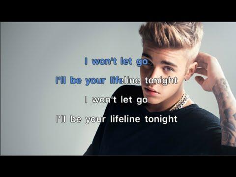 Major Lazer - Cold Water (feat. Justin Bieber & MØ) Karaoke