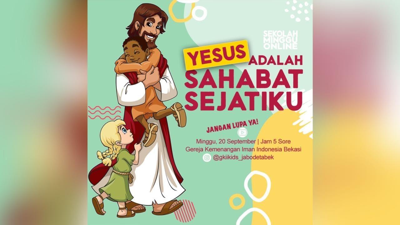 Ibadah Sekolah Minggu 20 September GKII Se Jabodetabek