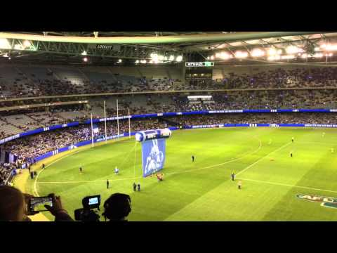 North Melbourne Football Club song -new version