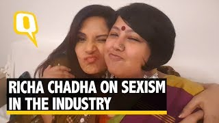 'Jia Aur Jia' Actor Richa Chadha on Female Bonding, Catfights and Road Trips | The Quint