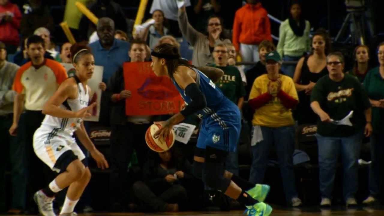 Phantom: Minnesota Lynx Advance to Western Conference Finals