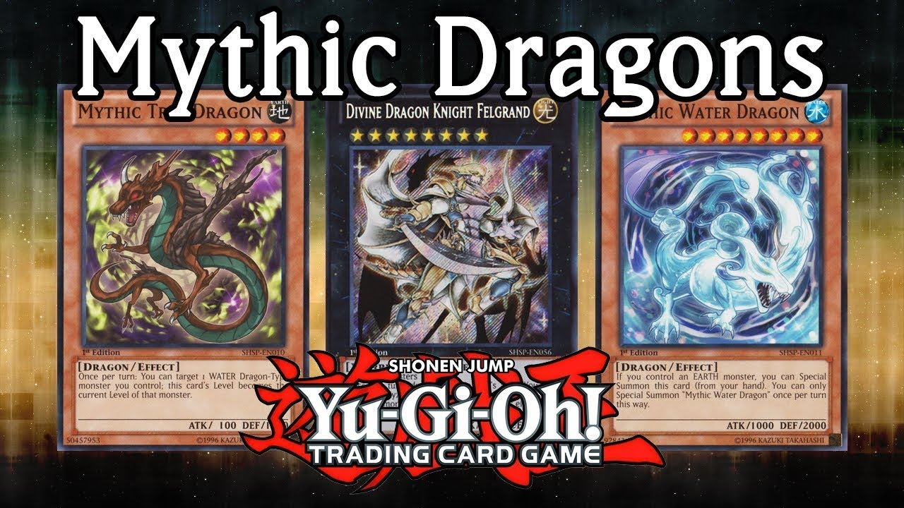 Yu Gi Oh Mythic Ruler Deck New Format January 2014 Youtube