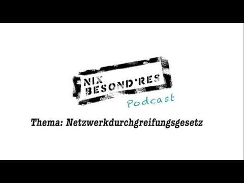 Nix Besond'res #29 Netzwerkdurchgreifungsgesetz   oder: Wenn Heiko BILD liest