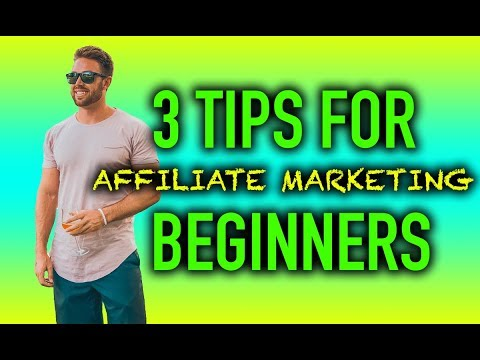Affiliate Marketing For Beginners | 3 Things I Wish I Knew 7 Years Ago