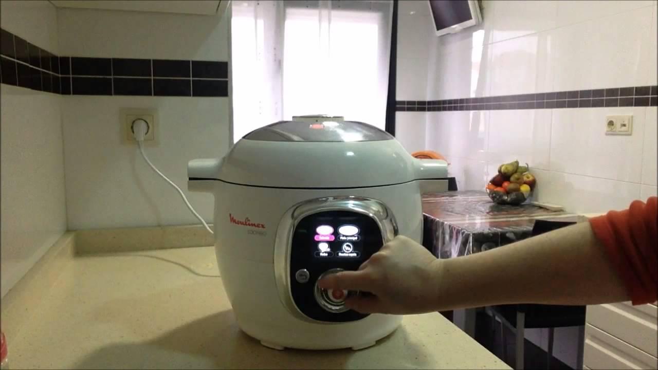 Moulinex cookeo tu robot de cocina y el mio youtube - Robot de cocina moulinex 25 en 1 ...
