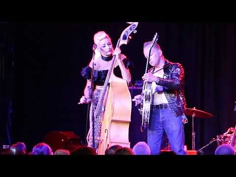 Hot Rod Trio (LIVE) / Folsom prison blues / The Coach House - San Juan, CA / 9/13/19