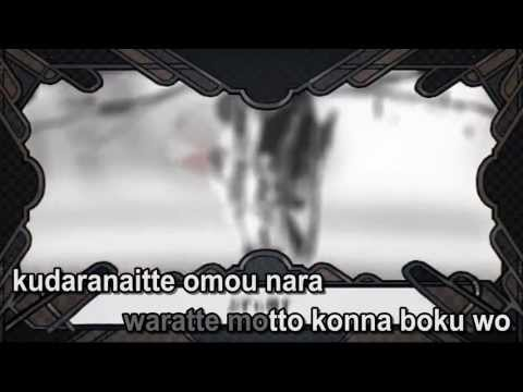 【Karaoke】 Inversion Syndrome 《off vocal》 19's Sound Factory / Miku