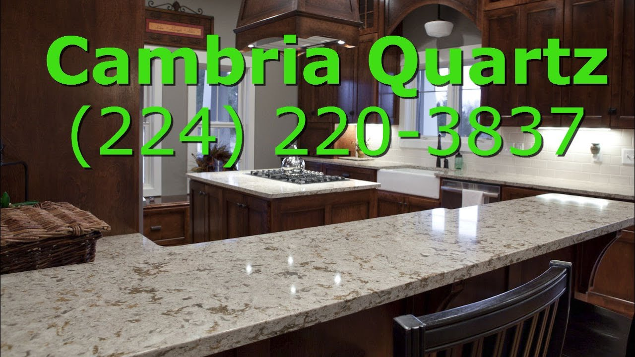 Cambria Stone Chicago   Why To Use Cambria Quartz For Your Kitchen  Countertops?