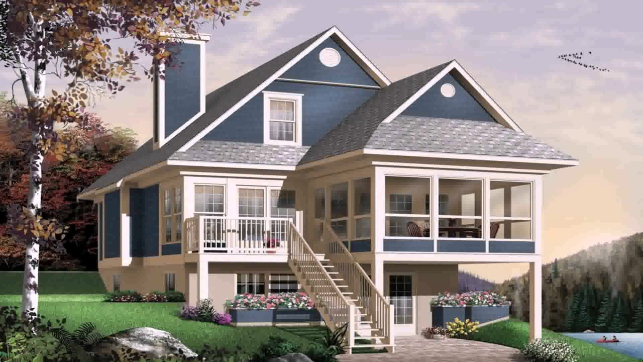 Low cost farm house design india youtube Low cost home design in india