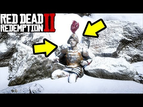 Secret Frozen Settler Location in Red Dead Redemption 2! thumbnail