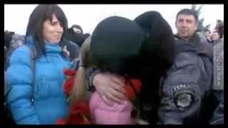 Возвращение Крыма и Севастополя в Россию.