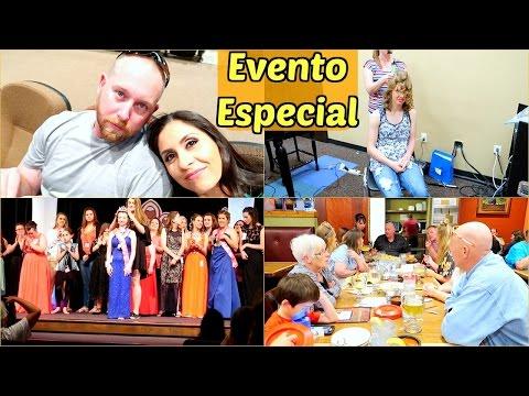 En un Evento Especial con La Familia | Miss SweetHeart 👸🏻 | Marzo 24, 25,  17 ♡IsabelVlogs♡
