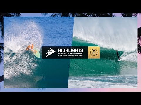 CHECK OUT THE GREATEST EMOTIONS OF THE SF MEN'S / WOMEN'S OF THE FIREWIRE E-PRO GLOBAL FINAL