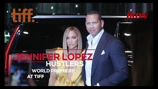 Jennifer Lopez Hustlers world premiere HD | TIFF