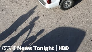 Listen To A Distraught Guatemalan Child Call His Mother From A U.S. Immigration Shelter (HBO)