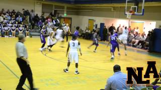 Village Christian vs  Trinity Christian Varsity Boys