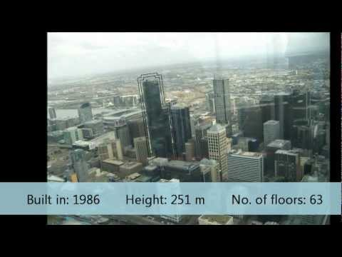 Top 10 tallest buildings in Melbourne