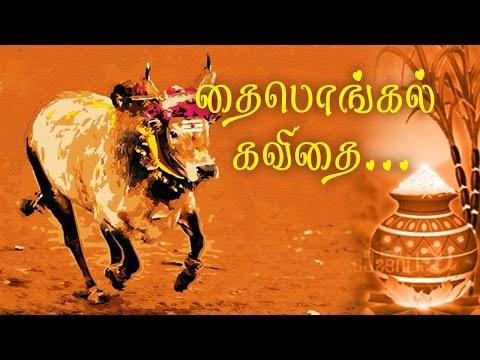 தைபொங்கல் கவிதை குட்டி வீடியோ {Pongal Kavithai Tamil Video} #008