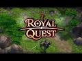 Royal Quest - официальный трейлер игры.