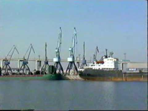 Puerto de Sevilla. Año 1992