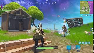 FORTNITE SAISON 5 GOD GLITCH