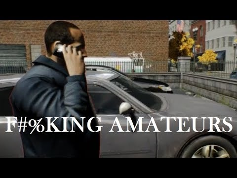 F#%KING AMATEURS - Payday 2 Jewelry Store Heist