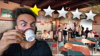 Coffee at the Worst Reviewed Café in Eastern Europe